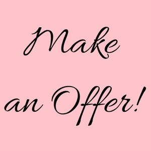 Dresses & Skirts - Don't like the Price? Make an Offer!